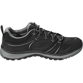 Keen Terradora Leather WP Shoes Women black/steel grey